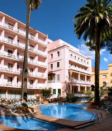 Spagna 2012: l'Hotel a Lloret de Mar